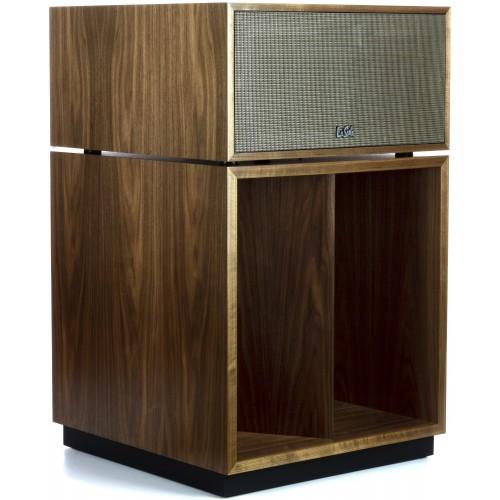 Klipsch La Scala AL5 3-way Fully Horn-Loaded Loudspeaker (American Walnut)