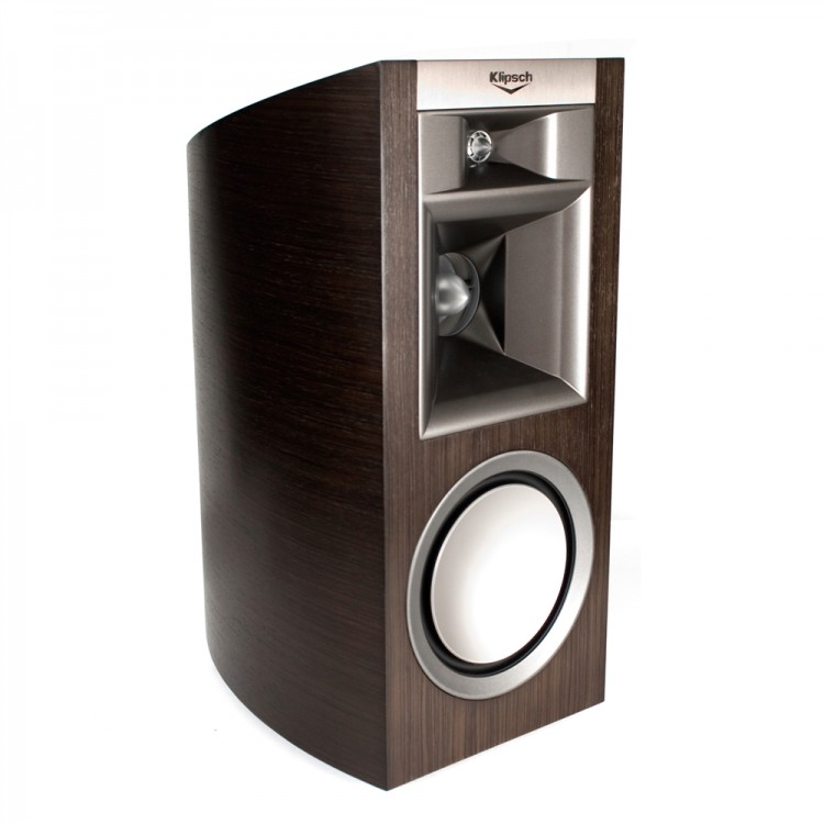 Klipsch Palladium Series P 17B Bookshelf Speaker Espresso Zebrawood