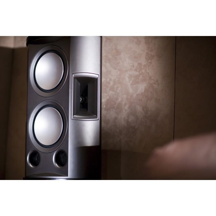 klipsch surround speakers. klipsch p-27s surround speaker (natural zebrawood) speakers