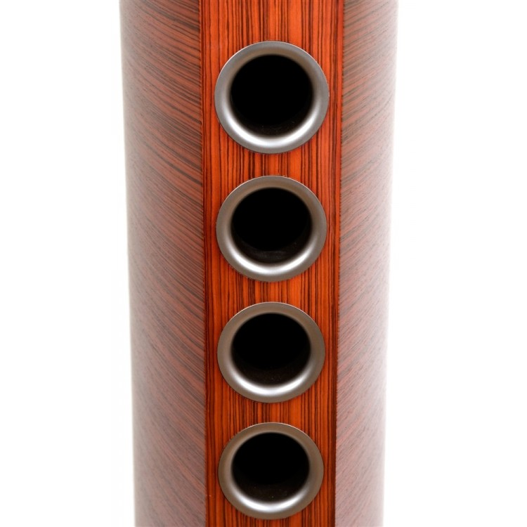 klipsch p 38f floorstanding speaker merlot zebrawood. Black Bedroom Furniture Sets. Home Design Ideas