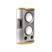 Klipsch P-27S Surround Speaker (Natural Zebrawood)