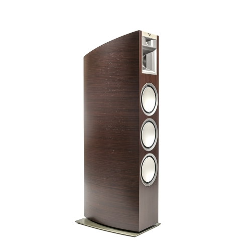 klipsch p 38f floorstanding speaker espresso zebrawood. Black Bedroom Furniture Sets. Home Design Ideas