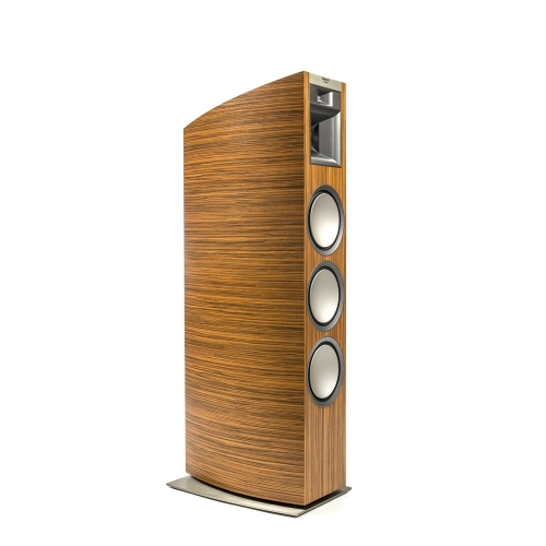 klipsch p 38f floorstanding speaker natural zebrawood. Black Bedroom Furniture Sets. Home Design Ideas
