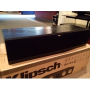 Klipsch RC-64 II Center Channel Speaker- Preowned