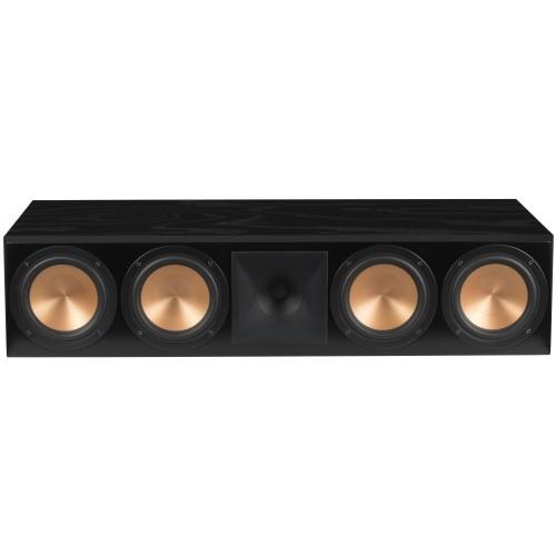 Klipsch RC-64 III Center Channel Speaker (Black Ash)