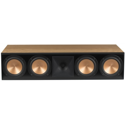 Klipsch RC-64 III Center Channel Speaker (Natural Cherry)