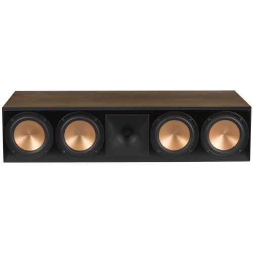 Klipsch RC-64 III Center Channel Speaker (Natural Walnut)
