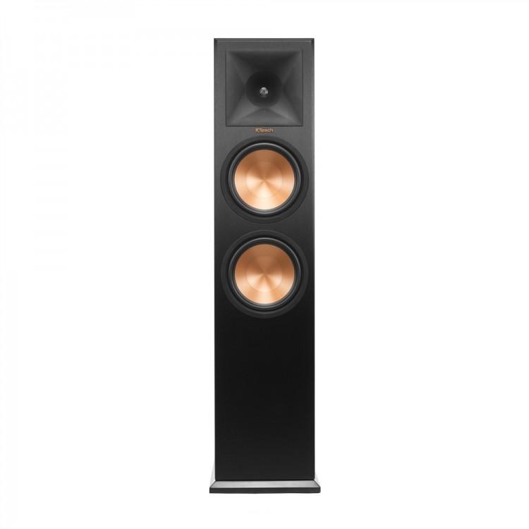 klipsch rp 280fa dolby atmos floorstanding speaker walnut. Black Bedroom Furniture Sets. Home Design Ideas
