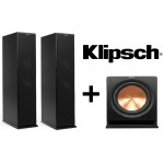 Klipsch RP-280F Floorstanders with R-112SW Sub Speaker Package