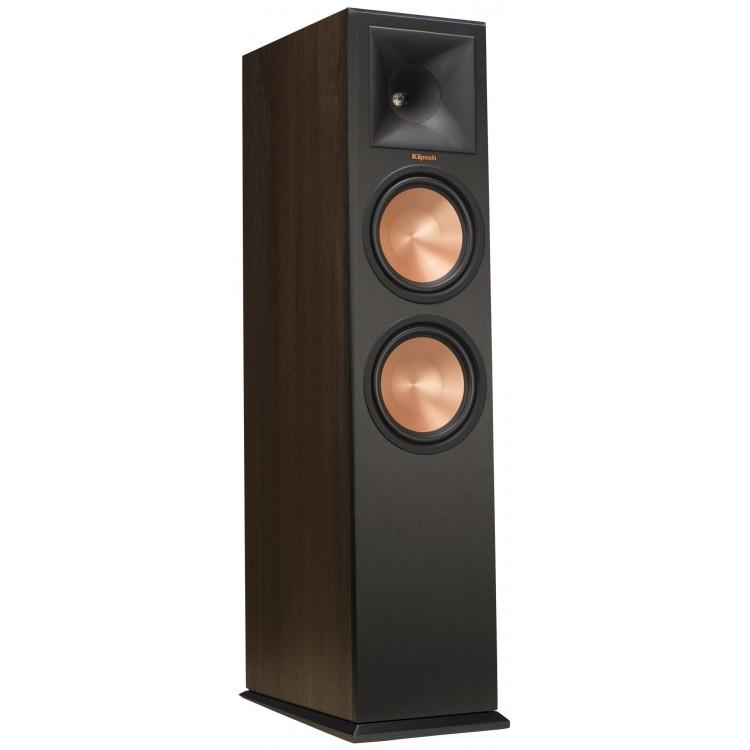 Klipsch Rp 280f Floorstanding Speaker Walnut