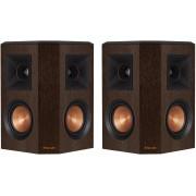 Klipsch RP-402S Surround Sound Speakers (Walnut)