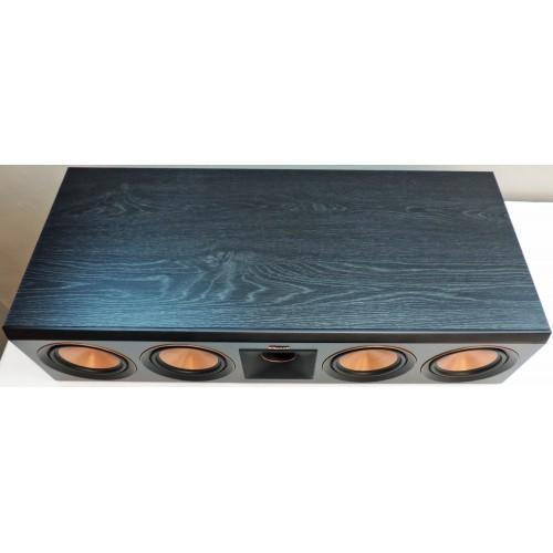Klipsch RP-504C Center Channel Speaker (Ebony)