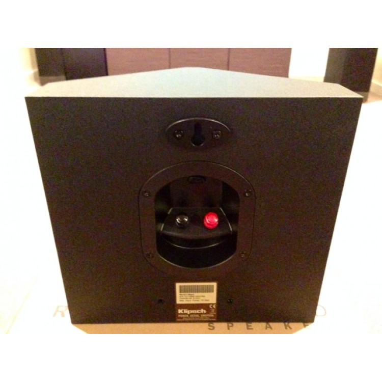 klipsch rs 42 ii surround speaker preowned. Black Bedroom Furniture Sets. Home Design Ideas