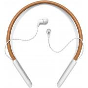 Klipsch T5 Neckband In-Ear Headphones (Brown)