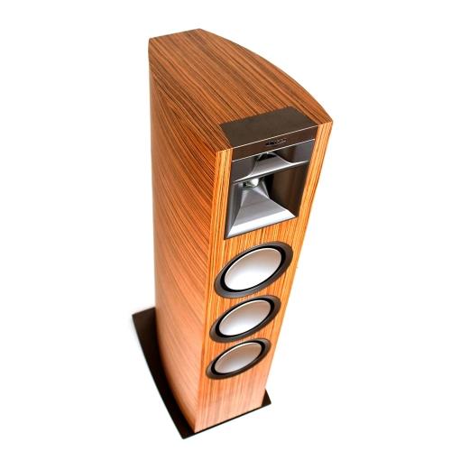 klipsch p 37f floorstanding speaker natural zebrawood. Black Bedroom Furniture Sets. Home Design Ideas