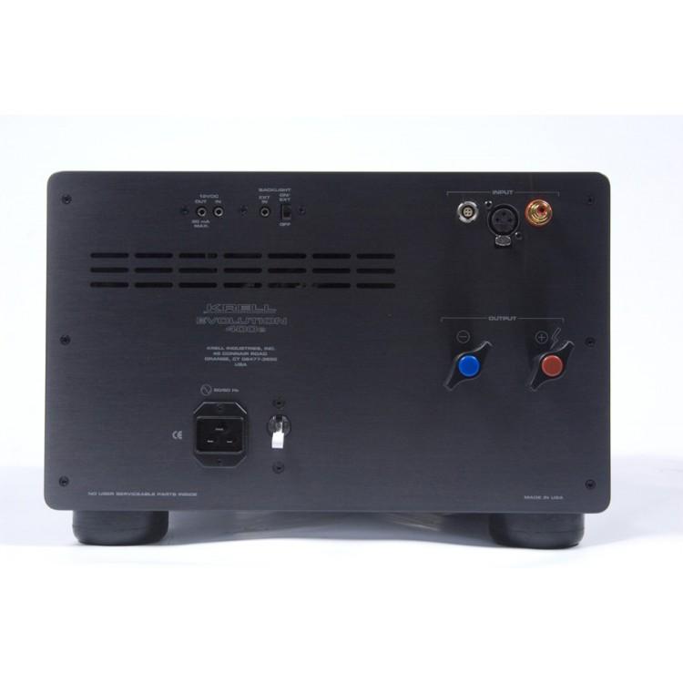 krell evolution 400e mono power amplifier. Black Bedroom Furniture Sets. Home Design Ideas
