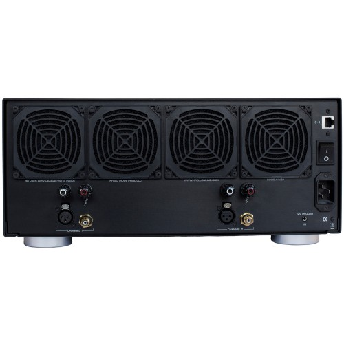 Krell Duo 300 XD 2-Channel Power Amp with iBias Tech