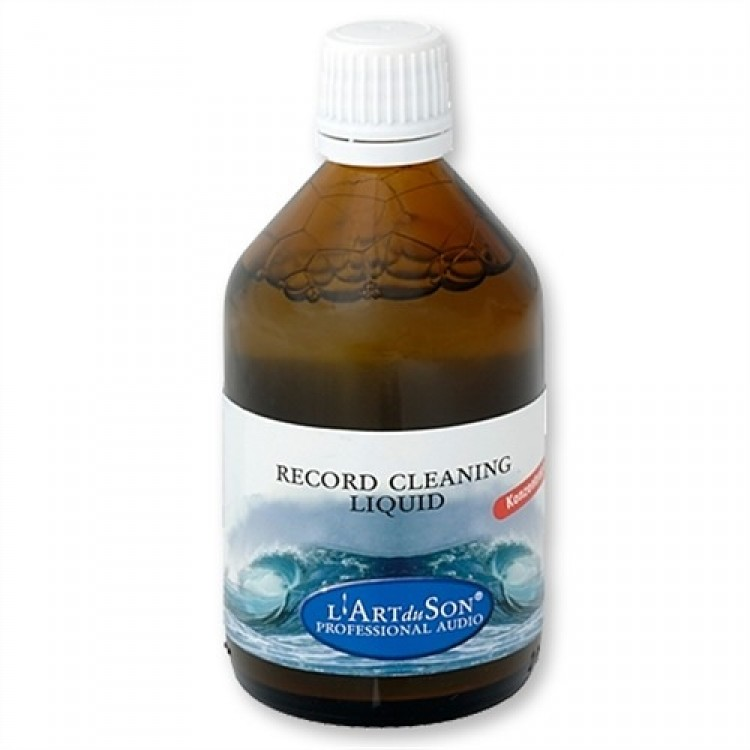 L'Art du Son Record Cleaning Fluid for Vinyl LPs & Shellac 78s