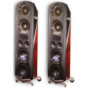 Legacy Audio V Speaker System with Wavelet DAC/Preamp/Crossover (Exotic Finishes)