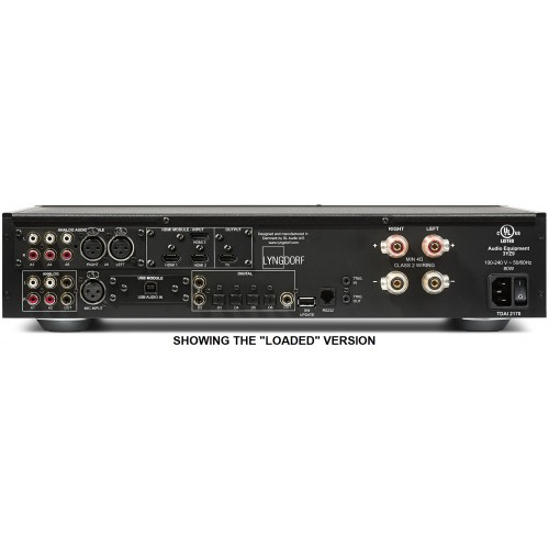 Lyngdorf TDAI-2170 Fully Digital Integrated Stereo Amplifier with HDMI/USB/XLR-in