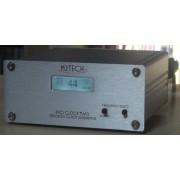 M2Tech Evo Clock Two Precision Master Clock and WORD Clock Generator