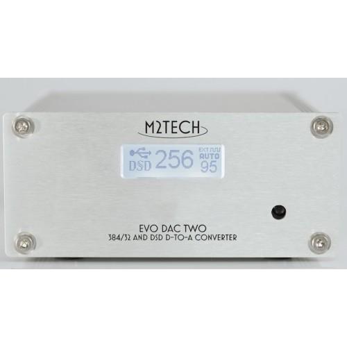 M2Tech HiFace Evo DAC Two 384/32 and DSD DAC