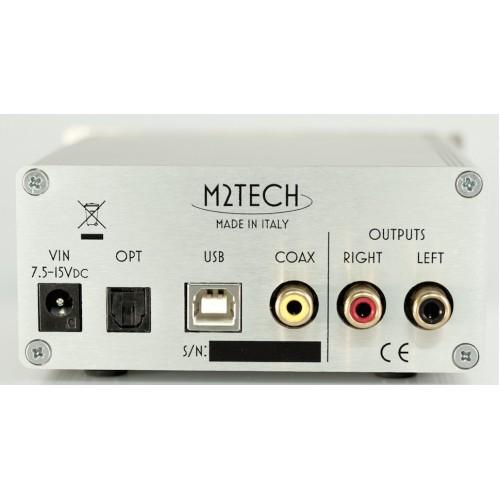 M2Tech HiFace Evo DAC Two Plus 384/32 and DSD DAC
