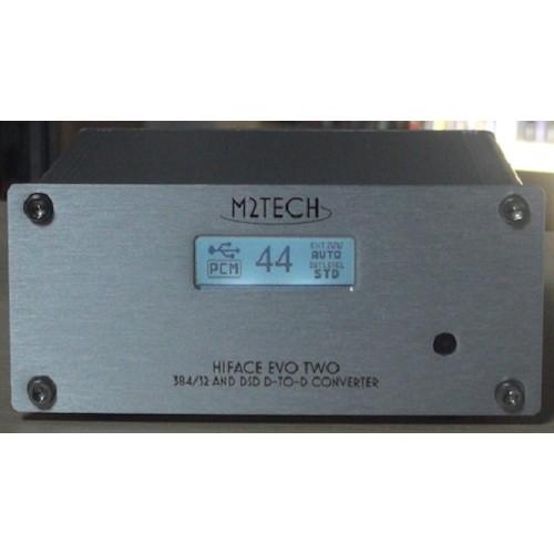 M2Tech HiFace Evo Two Hi-End S/PDIF Output Interface