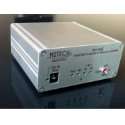 M2Tech Evo DAC 192 kHz 32 bit digital-to-analog converter