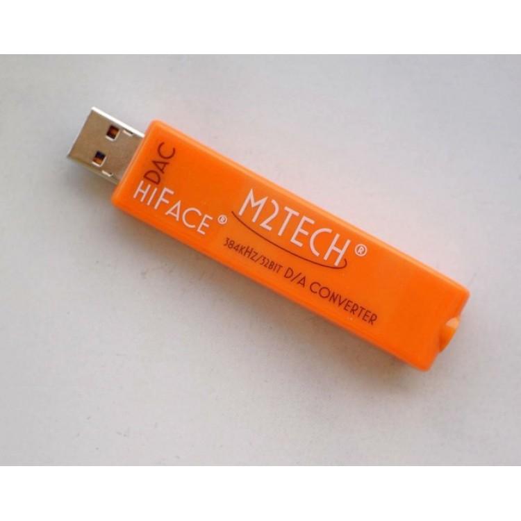 M2Tech hiFace DAC Hi-End Async 2.0 Audio Class USB 384/32 DAC