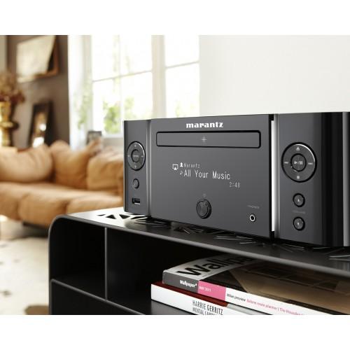 Marantz M-CR611 Network CD Receiver with AirPlay/Bluetooth/Internet Radio