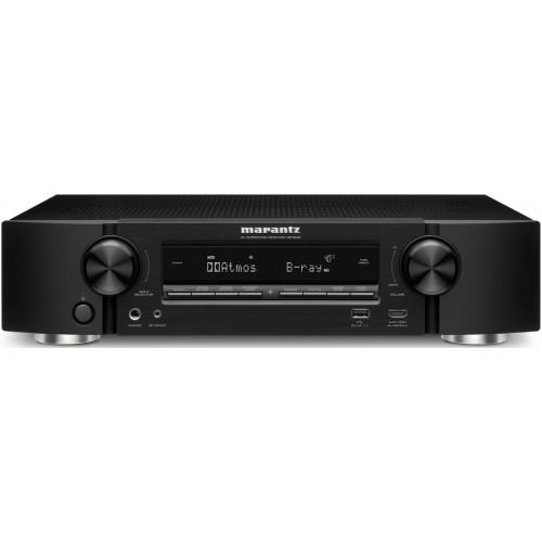 Marantz NR1608 7.2-Ch Full 4K Ultra-HD Network Receiver