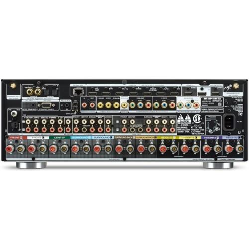 Marantz SR6012 9.2-Ch 4K Ultra HD Network AV Surround Receiver