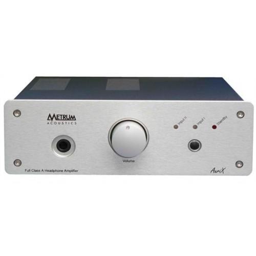 Metrum Acoustics Aurix Full Class A Headphone Amplifier