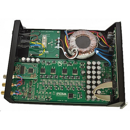 Metrum Acoustics Octave MkII NOS Mini DAC Black (display model)