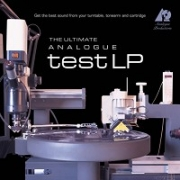 Analogue Productions Ultimate Analogue Test LP