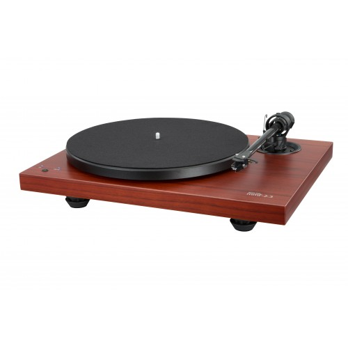 Music Hall MMF-2.3SE Special Edition Rosenut Turntable with Spirit Cartridge (Display Model)