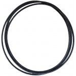 Music Hall Genuine-OEM Round Turntable Drive-Belt for MMF7.3, MMF9.3 and MMF11.1 Turntables
