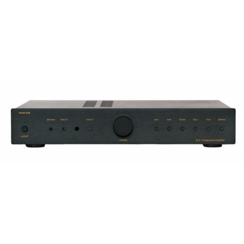 Music Hall a15.3 Integrated Amplifier