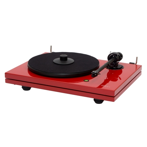 Music Hall MMF-5.3LE Turntable with cartridge and dustcover