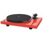 Music Hall MMF-2.2LE Limited Edition Red Audiophile Turntable