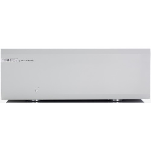 Musical Fidelity M8-500s Stereo Power Amplifier (Silver)