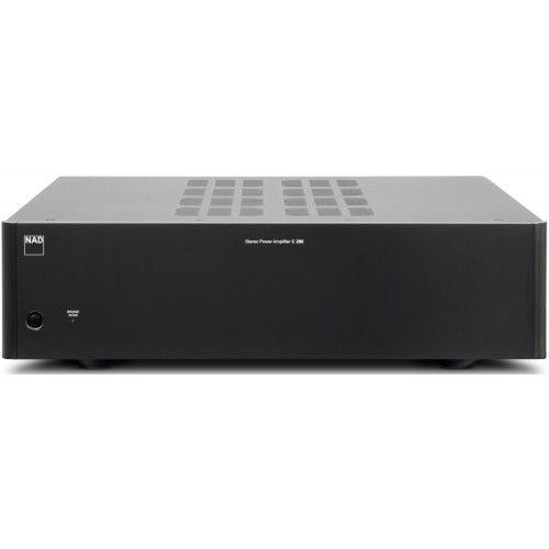 NAD C 298 Stereo Power Amplifier