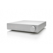 NuForce DDA-120 Powerful Integrated Digital Amp with Bluetooth Receiver - Silver