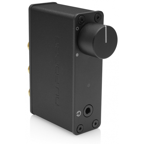 Optoma NuForce uDAC3 Class Leading Mobile DAC (Black)