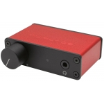 Optoma NuForce uDAC3 Class Leading Mobile DAC (Red)