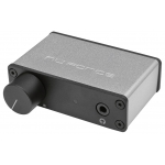 Optoma NuForce uDAC3 Class Leading Mobile DAC (Silver)