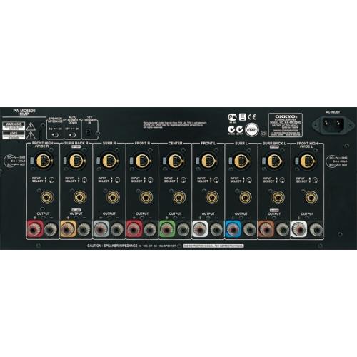 Onkyo PA-MC5500 THX Ultra2 9-Channel Power Amplifier