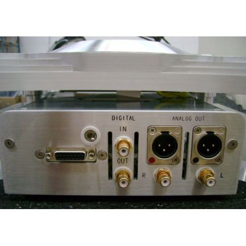 Oracle Audio CD 2500 MkIV CD Player with SPDIF Digital Input for DAC