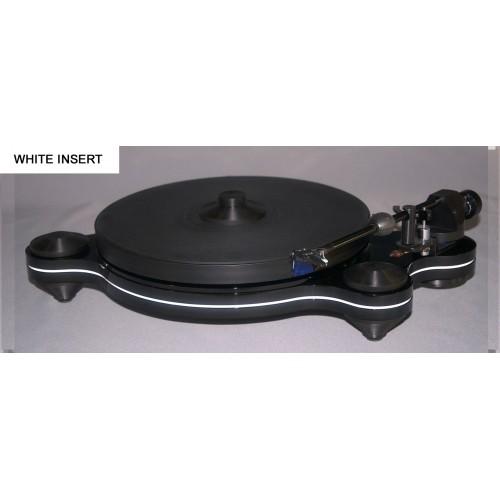 Oracle Audio Origine Turntable with Tonearm and Cartridge (Black Plinth)